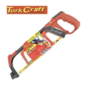 Tork Craft 2 in 1 Combo Aluminium Alloy Hacksaw Frame